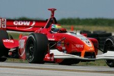 Champ Cars - Bourdais auf der Pole: 2. Qualifying in Cleveland