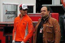 Formel 1 - Ein sehr starkes Fahrerpaar: Colin Kolles
