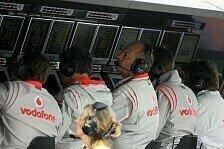 Formel 1 - McLaren hat Ferrari besser aussehen lassen: Dennis bleibt ruhig