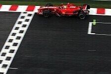 Formel 1 - Es sieht sehr gut aus: Ferrari ist zur�ck