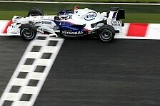 Formel 1 - Eine Untersuchung zur Aufkl�rung: Heidfelds R�cken schmerzte