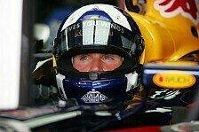 Formel 1 - Coulthard angeblich auch 2008 bei Red Bull: Von wegen Jugendwahn