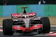Formel 1 - Noch Verbesserungspotenzial: McLaren ist nicht besorgt