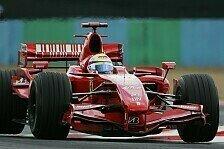 Formel 1 - Nur schwer zu schlagen: Ferrari im Aufw�rtstrend