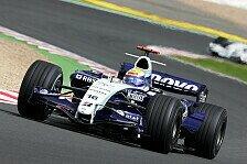 Formel 1 - Einige interessante Dinge entdeckt: Williams mit Verbesserungen