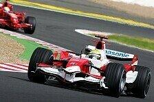 Formel 1 - Die Hundertstel werden entscheiden: Ralf Schumacher