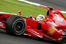 Formel 1 - Rote Doppelspitze: 2. Freie Training