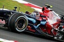 Formel 1 - Schnelle Zeiten mit wenig Benzin: Toro Rosso war ehrlich