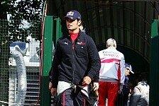 Formel 1 - Zwei Teams unter Beobachtung: Liuzzi will in der F1 bleiben