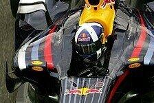 Formel 1 - Spezielle Lackierung f�r spezielle Strecke: Red Bull vor Silverstone
