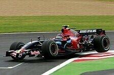 Formel 1 - Der Grip und der Verkehr: Leichte Ern�chterung bei Toro Rosso