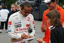 Formel 1 - Eine der besten Strecken der Welt: Vier Briten vor Silverstone