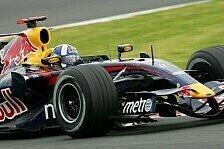 Formel 1 - Schon wieder ein Defekt: Rote Bullen weiter mit Problemen
