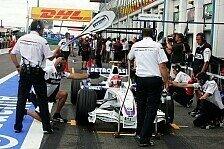 Formel 1 - Guter Startplatz und gute Wettervorhersage: BMW Sauber am Samstag