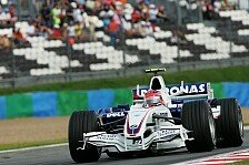 Formel 1 - Wir k�nnen �berall schnell sein: Robert Kubica