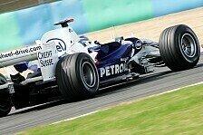 Formel 1 - Zwei gegen Zwei: BMW Sauber vs. Renault