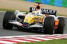 Formel 1 - Der Renault Sommerhit: Renault legt weiter zu