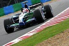 Formel 1 - Ein arbeitsreiches und wichtiges Wochenende: Barrichello blickt auf Silverstone