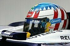 Formel 1 - Eine teure Zehntel f�r Wurz: Williams vorne und hinten