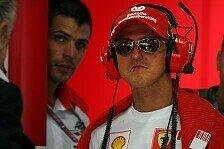 Formel 1 - Befreit vom Druck: Michael Schumacher