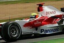 Formel 1 - Punkte sollen her: Toyota rund um die Top10