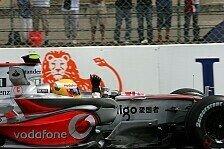Formel 1 - Nur drei Punkte verloren: McLaren betreibt Schadensbegrenzung