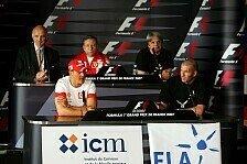 Formel 1, FIA-Gala: Todt ehrt Schumacher mit Sonderpreis