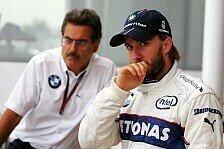 Formel 1 - Angeblich ist der Vertrag so gut wie fertig: Heidfeld soll bei BMW Sauber bleiben