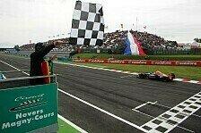 GP2 - Vier Fahrer, f�nf Punkte: Vorschau Magny-Cours