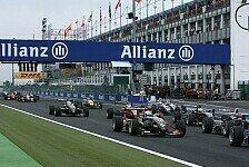 Formel 3 EM - Magny-Cours