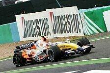 Formel 1 - Wir wollen wieder Sieger sein: Kovalainen hat h�here Ziele