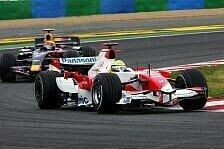 Formel 1 - Egal ob eine oder 69 Runden: Null Punkte f�r Toyota
