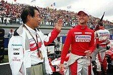 Formel 1 - Konsequent weiterarbeiten: Ralf Schumachers Toyota-Rezept