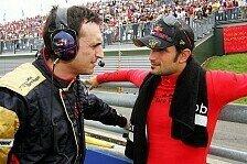 Formel 1 - Liuzzi will bei Toro Rosso bleiben: Hoffnung auf neuen Vertrag