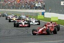 Formel 1 - An der Tankstelle gewonnen: Im Verkehr verloren