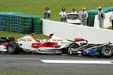 Formel 1 - Vielleicht haben wir sie etwas untersch�tzt: Heikki Kovalainen