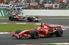 Formel 1 - Wieder einmal gesiegt - wieder einmal verloren: Dyer, Dennis, Haug