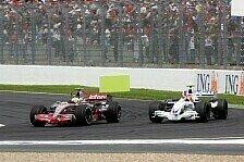 Formel 1 - Zuchttomaten auf den Augen: Christian Danner