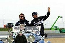 Formel 1 - Halbzeit an einem historischen Ort: BMW Sauber vor Silverstone