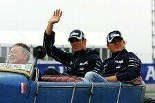 Formel 1 - Kein Bremsen und viele G-Kr�fte: Williams vor Silverstone