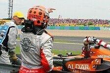 Formel 1 - Lauda w�rde ihn nicht mehr starten lassen: Kritik an Albers