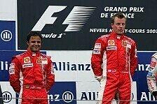 Formel 1 - Sch�ner als in Melbourne: Die Ferrari-Bilanz
