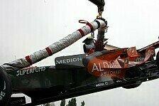 Formel 1 - Albers unter Druck: Winkelhock zur�ckhaltend
