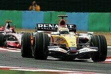 Formel 1 - Wir wollen BMW schlagen: Renault vor Silverstone