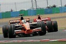Formel 1 - Meine Zeit wird kommen: Adrian Sutil