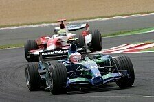 Formel 1 - Wiedergutmachung f�r Magny Cours: Toyota vor Silverstone