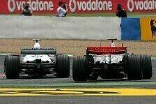 Formel 1 - McLarens Strategie hat uns mehr geholfen als ihnen: Theissen stimmt Dennis zu