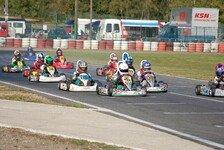 Formel 1 - Bambini-Kartfahrer aufgepasst: Trainieren mit der Speed Academy