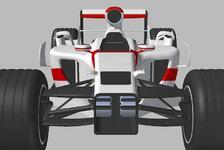Formel 1 - Bilderserie: Technik: Das �ko-F1-Auto der Zukunft