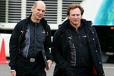 Formel 1 - Wir k�nnen das Potential des Autos sehen: Christian Horner
